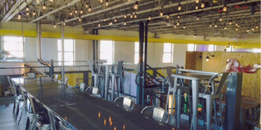 The Brewers Loft: Private Space